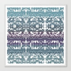 Mirror of Style Canvas Print