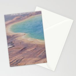 Yellowstone National Park  Panorama Number one  Stationery Cards