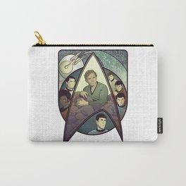 Star Trek Art Nouveau Carry-All Pouch
