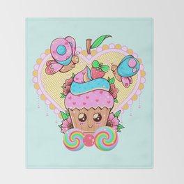 A Little Joy Throw Blanket