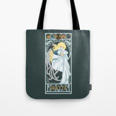 Odette Nouveau - Swan Princess Tote Bag