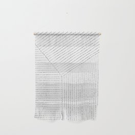 Lines Art Wall Hanging