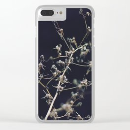 Plant B1 Clear iPhone Case