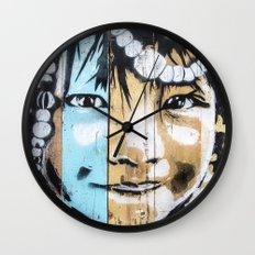 Histoires de pouvoir 2 Wall Clock