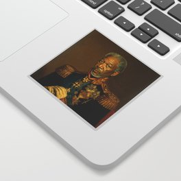 Morgan Freeman - replaceface Sticker