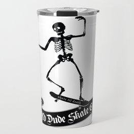 ODS Grinding Skeleton Travel Mug