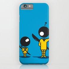 Bic Ninja iPhone 6s Slim Case