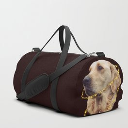 Angelic Doggo Duffle Bag