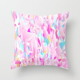 Chaos Applied Throw Pillow