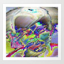 Screen Shot 2013-09-09 at 1.23.43 AM Art Print