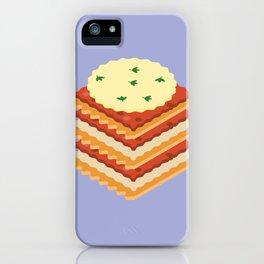 Lasagna iPhone Case
