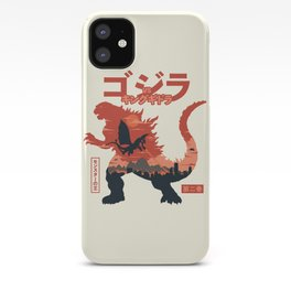 The King of Monsters vol.2 iPhone Case