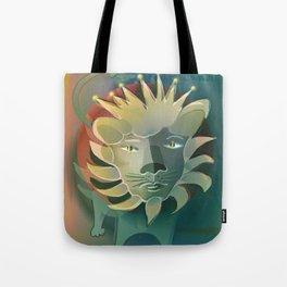 Leo / Zodiac Tote Bag