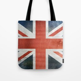 Great Britain, Union Jack Tote Bag