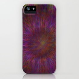 Stomach Upset iPhone Case