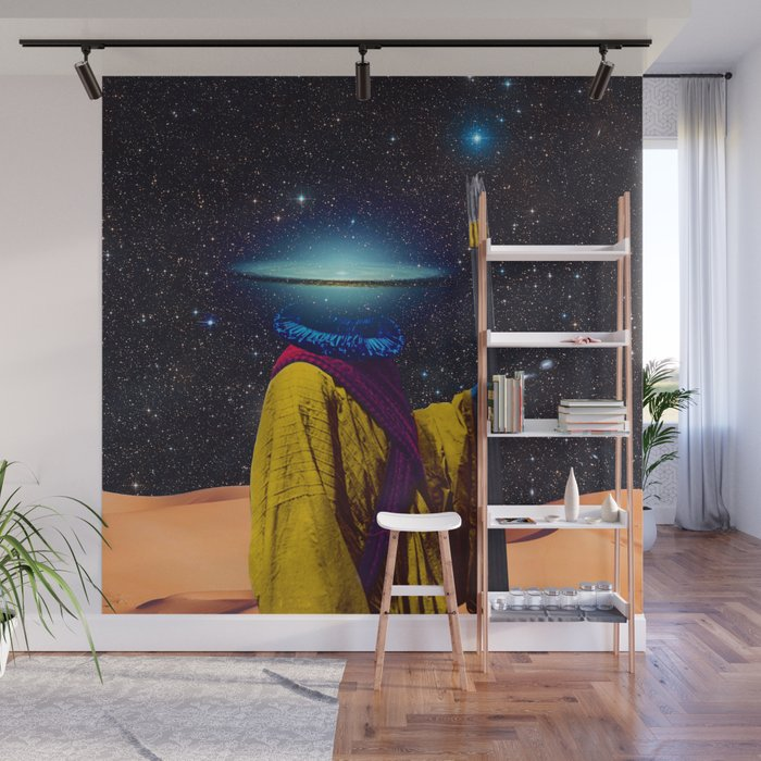 Paragon Wall Mural by manzelbowman | Society6
