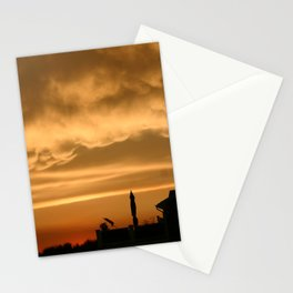 Point to the Sky Stationery Cards