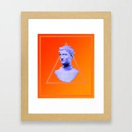 404 error Framed Art Print