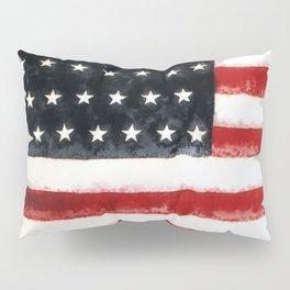 USA Flag ~ American Flag ~ Ginkelmier Inspired Pillow Sham