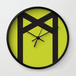 Showtasting - Rune 7 Wall Clock