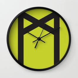 Showtasting - Rune 7 Wall Clock