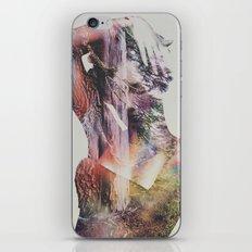 Wilderness Heart I iPhone & iPod Skin
