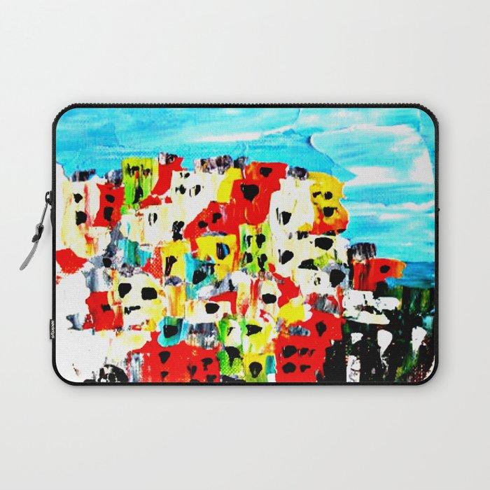 Cinque Terre, Italy Laptop Sleeve