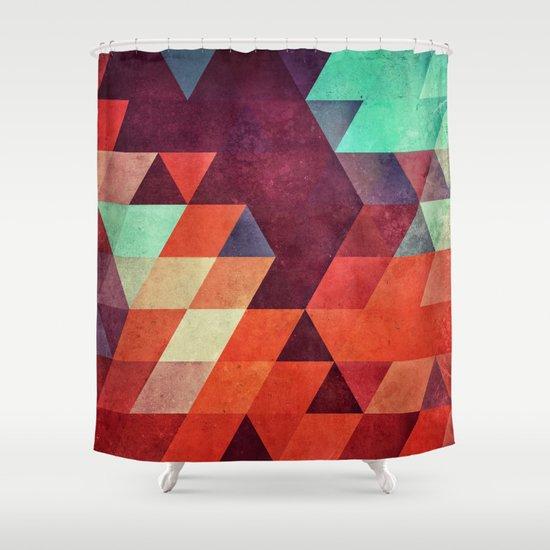 lyzyyt Shower Curtain