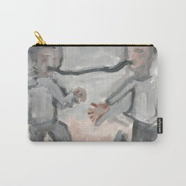 Long Distance Kiss Carry-All Pouch