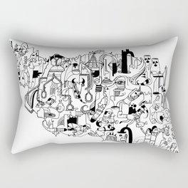IRAN Rectangular Pillow