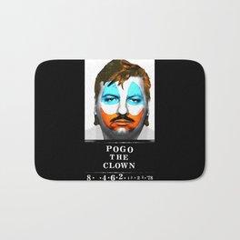 Pogo the Clown Bath Mat