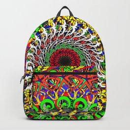 Koru Mandala Backpack