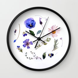 All that Remains - Lost Loves I Wall Clock