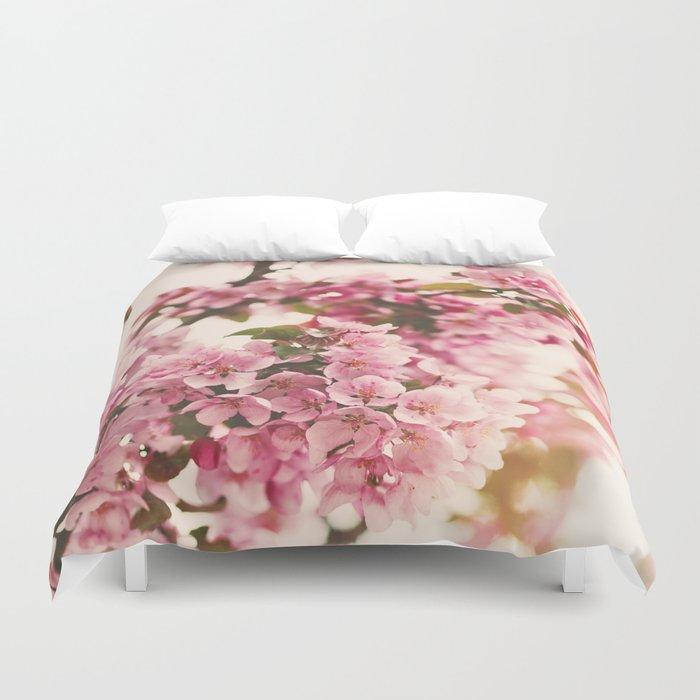 Blossoms  Duvet Cover