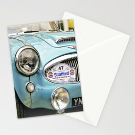 British Sports Car Stationery Cards