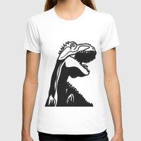 dinosaur T-shirts featuring dinosaur by Alexandr-Az