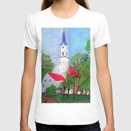 Kirche von Ergolding T-shirt