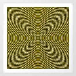 Modern Mandala 5 Art Print