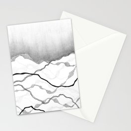 Mountainscape 6 Stationery Cards