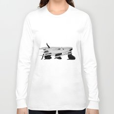 Face the wind Long Sleeve T-shirt