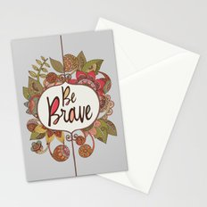 Be Brave Stationery Cards