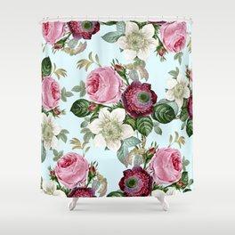 Floral enchant Shower Curtain