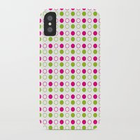 polka dot iPhone & iPod Cases featuring Polka Dot by Ryan Grice