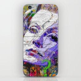 Garbo iPhone Skin