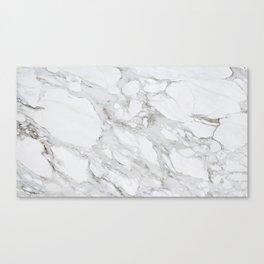 Calacatta Marble Canvas Print
