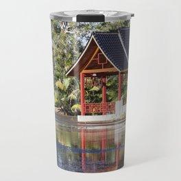Peaceful Pagoda Travel Mug