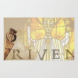 Riven Rug
