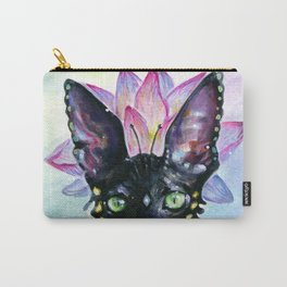 Cat Goddess Carry-All Pouch
