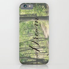 DREAM - TRAIL Slim Case iPhone 6s