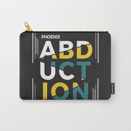 ABDUCTION | UFO Art Carry-All Pouch